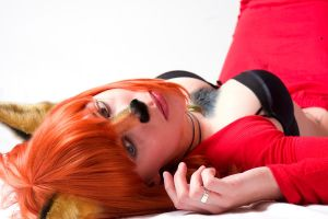 Red Vixen by CandiedChris