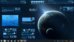 Planet Earth 2 Rogers1967 Rainmeter by Rogers1967