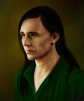 Loki (Reupload from September) by Amarra