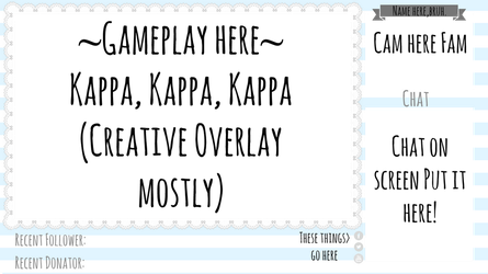F2U Kawaii Overlay by Fawking-Serious