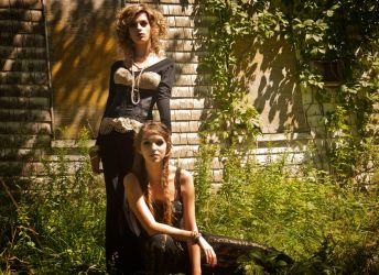Stygian Sisters . 2 by Ravyns-Photography