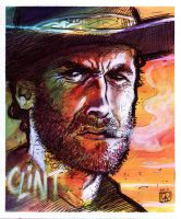 CLINT by ozzie325