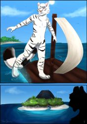Tokos Journey Page 1 by Kruemelforever