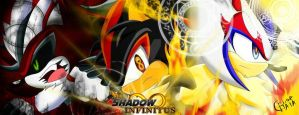 shadow infinitus primer regalo by EliseTheHedgehog26
