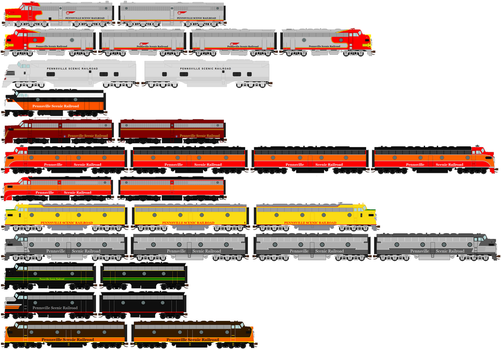 PSRR carbodies by RyanBrony765