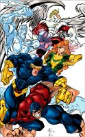 original x-men by theFranchize