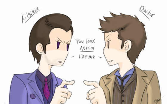 You're basically the same person by halomindy