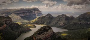 Blyde River Canyon by cnrd