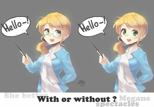 Ellen Baker Sensei by ClearEchoes