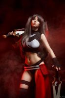 Fate/Stay Night | Tohsaka Rin [Archer ver] cosplay by Dzikan