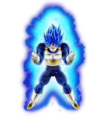 Goku Blue Evolution - Edit