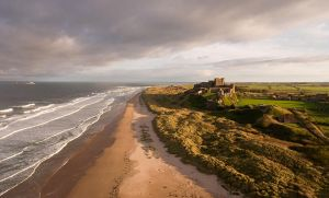 Bamburgh by scotto