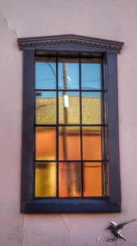 Barrio Viejo Colorful Reflections by PhotosbyRaVen