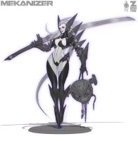 Shira-4 Mekanizer Full Version by Zeronis