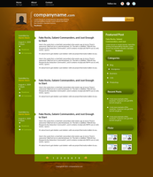 new release of wordpress theme by prkdeviant