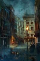 Spirits: a Night in London by Blues-Design