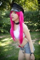 Poison III - Street Fighter by FlorBcosplay