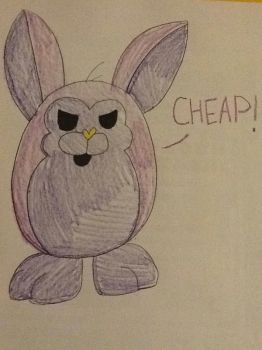 TMMS-Tattletail: StubbornTail by Strongcheetah24