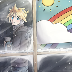 len would probably rather by fedoramoron