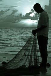 fisherman by poivre