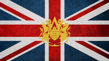 Assassin's Creed: British Guild Flag by okiir