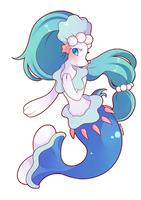 COLLAB: Primarina by SeviYummy