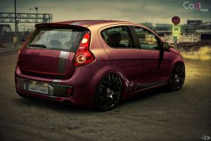 Fiat Palio 2012 by Codistyle