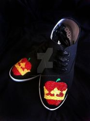 Evil Regal Shoes by CosplayPropMaster