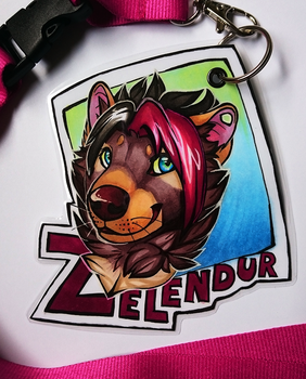 Badge: Zelendur by Roukara