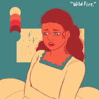 Peggy - Wildfire by VanillaToffee