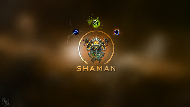 WoW: Shaman by Xael-Design