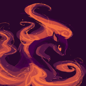 Quilava, use Flame Wheel! by Bedupolker
