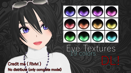 Eye Textures  DL!!! by Rivivi