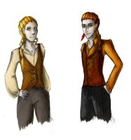 humanistic gryphons by Morann