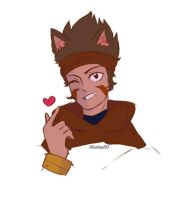 Lance Heart  by Ailizerbee08