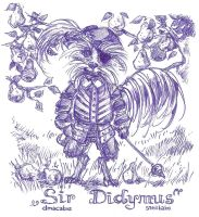 Sir Didymus by saniika