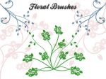 Floral Brushes 2 by xara24