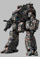 Patlabor Hannibal recolor 1 by ltla9000311