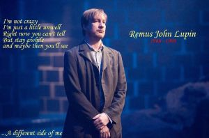 Remus John Lupin by LittleLonnie