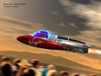 Canyon Dragster 21 by WilPetty