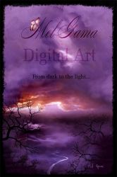 From Dark to the Light by MelGama