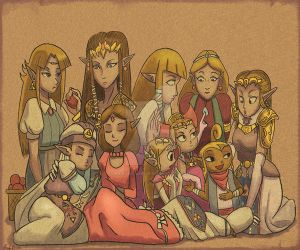 Hylian Bloodline by RickyBryantJr