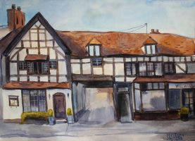 Stratford-upon-Avon by AnnWeaver
