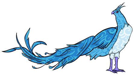 TPP Red 151 Diploma Collab: Articuno by WhoaConstrictor