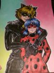 the miraculous duo by queencastilla
