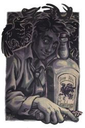 That Old Demon Rum by Victoria-Poloniae
