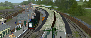 Knapford Junction by TheDirtyTrain1