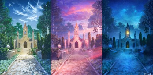Angel Master backgrounds (Mynet Inc) 5 by arsenixc