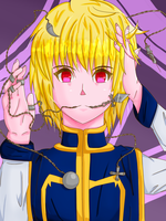 Kurapika by D-GrayHearts