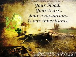 our inheritance ! by jaami